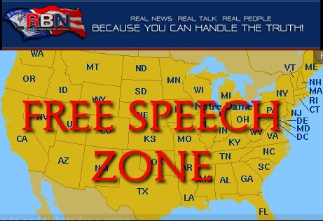 FREE SPEECH ZONE | Breaking News slideshow | RepublicBroadcasting.org