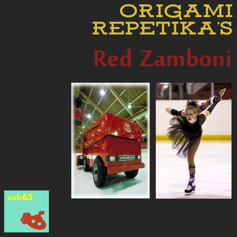 Origami Repetika – Red Zamboni