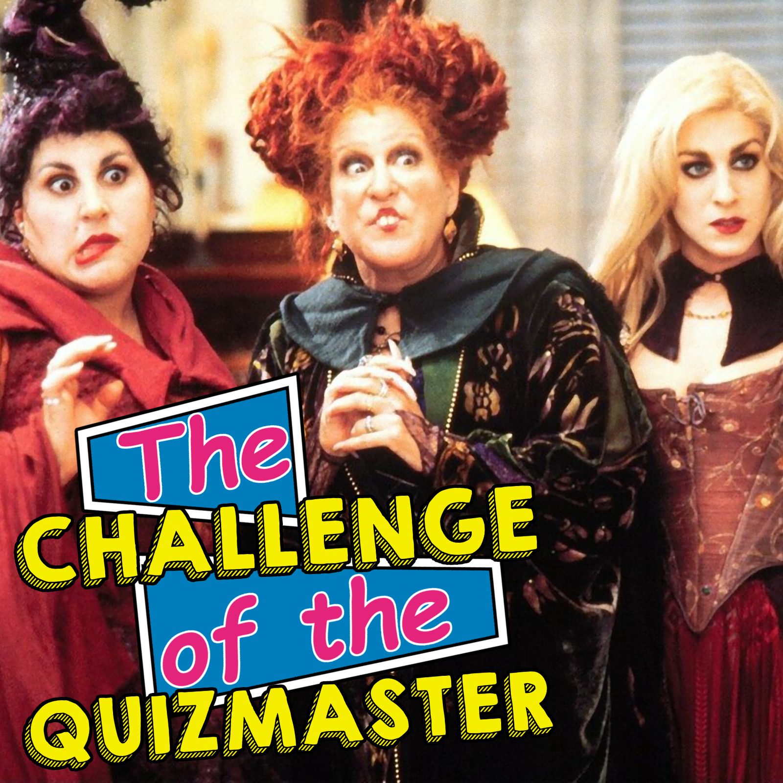 Which Witch From TV/The Movies Are You? - The Challenge of the Quizmaster