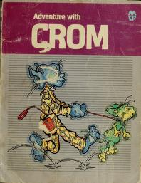 Cover of: Adventure with Crom | Joy Ann Tweedt