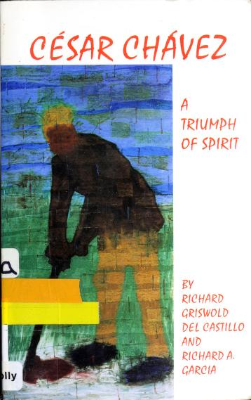 Cover of: Cesar Chavez | Richard Griswold del Castillo