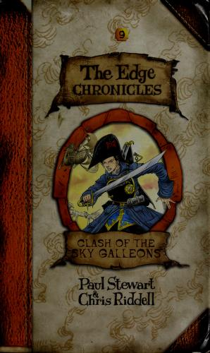 Cover of: Clash of the sky galleons | Paul Stewart