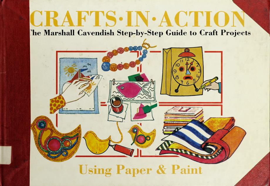 Crafts in Action Series, Set by Margaret Crowther