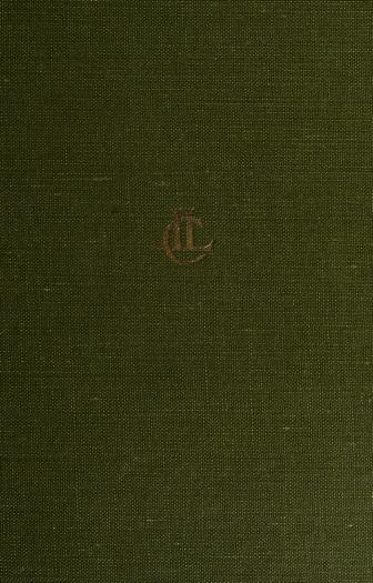 Cover of: The Greek anthology | Paton, W. R.