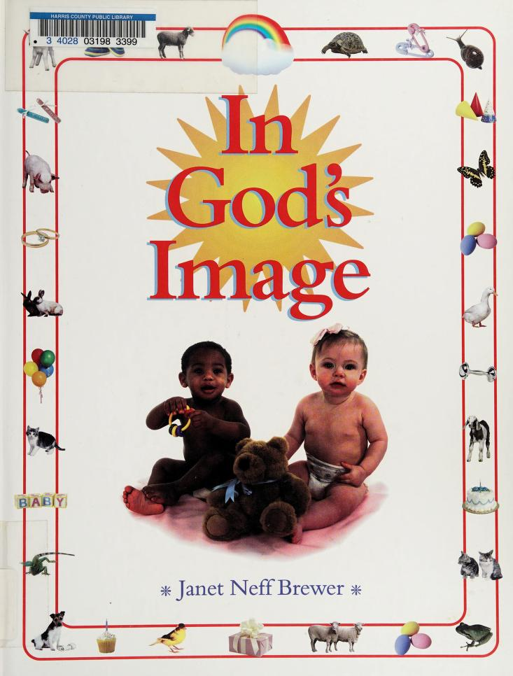 In God's image by Janet Neff Brewer