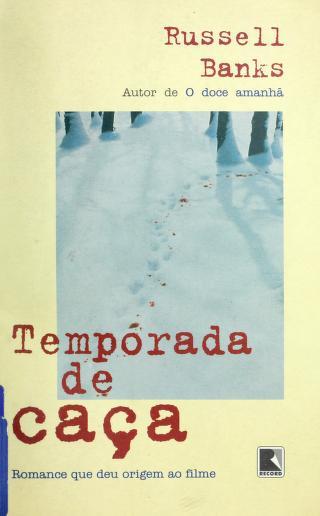 Cover of: Temporada de cac a | Russell Banks