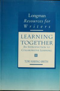Cover of: Learning together | Tori Haring-Smith