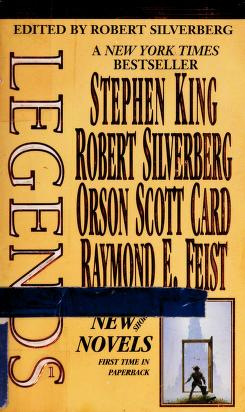 Cover of: Legends. short novels by the masters of modern fantasy  