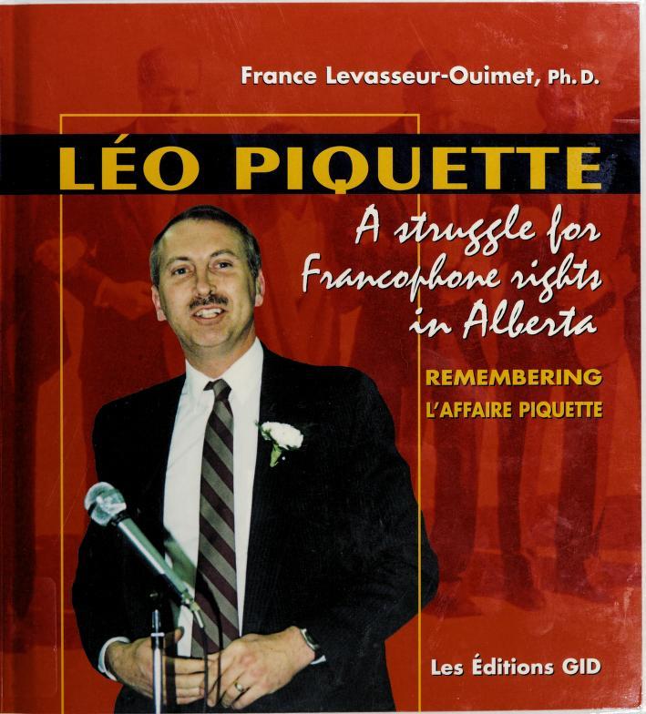 Léo Piquette by France Levasseur-Ouimet