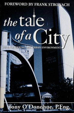 Cover of: The tale of a city | Tony O'Donohue