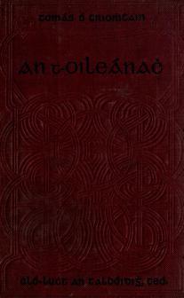 Cover of: An t-Oileánach | Tom Criomhthain