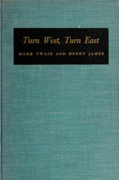 Cover of: Turn west, turn east | Henry Seidel Canby